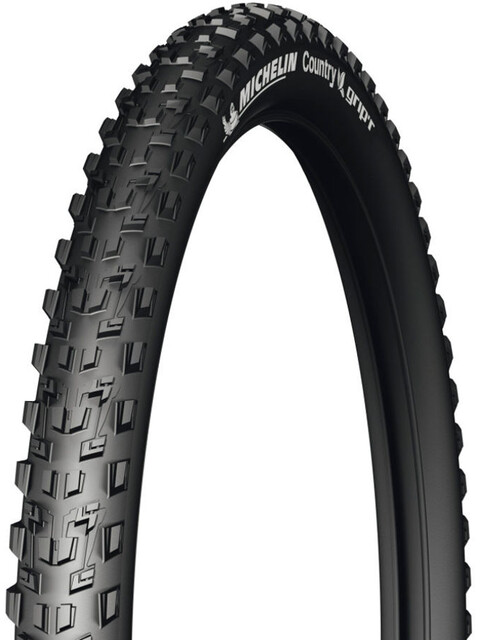 "Michelin Country Grip'R Bike Tyre 27.5"", wire bead black"